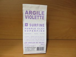 Purple superfine powder 250g