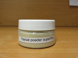 proefverpakking brown rasal powder 20ml