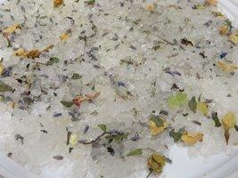 Dode Zeezout met kruiden voor stempels 10 kg