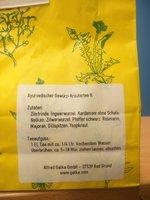 Ayuverdische thee K 100gr