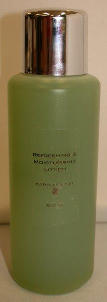 500 ml Refreshing & Moisturising Lotion