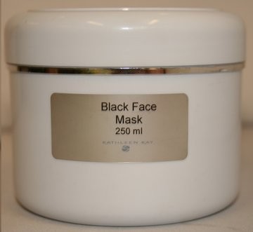Black Face Mask 250 ml