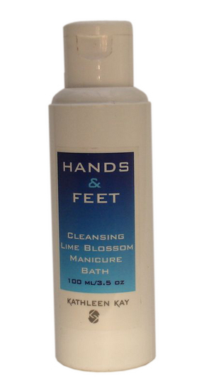 Cleansing Lime Blossom Manicure Bath 100 ml