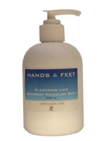 Cleansing Lime Bloss Manicure Bath 250 ml