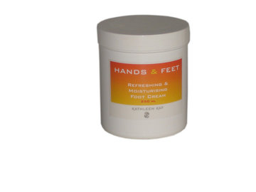 Refreshing & Moisturising Foot Cream 550 ml