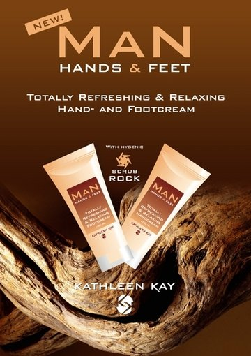Totally Refreshing & Relaxing Foot Cream 75 ml